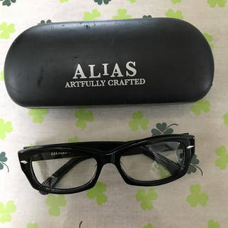 エイリアス(ALIAS)の MICHECAT 様専用(サングラス/メガネ)