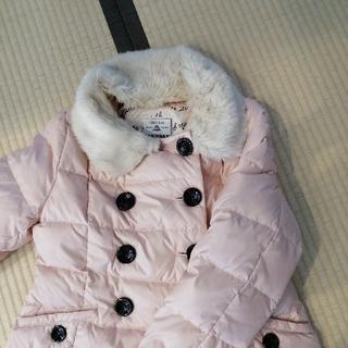 リンジィ(Lindsay)のlindsayファー付きコート 子ども女の子140cm(コート)