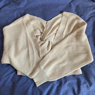 ナチュラルクチュール(natural couture)のナチュラルクチュール ショートボレロ(カーディガン)