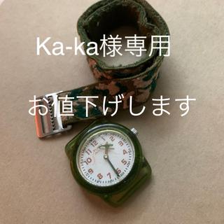 タイメックス(TIMEX)のTimex お子様用腕時計(腕時計)