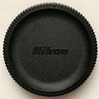 ニコン(Nikon)のニコン Fマウント用ボディーキャップ(フィルムカメラ)
