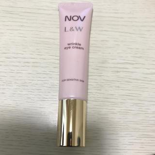 ノブ(NOV)のノブ L&Wリンクルアイクリーム(アイケア/アイクリーム)