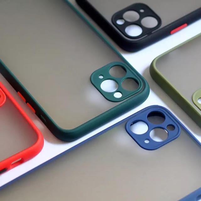 hermes iPhone 11 ケース 人気色 | iPhone - iPhone 11 pro max カメラ部分まで保護 ケース ブルーの通販 by Airyu|アイフォーンならラクマ