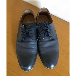 alfredoBANNISTER - アルフレッド バニスター ビジネスシューズ ブルー革靴
