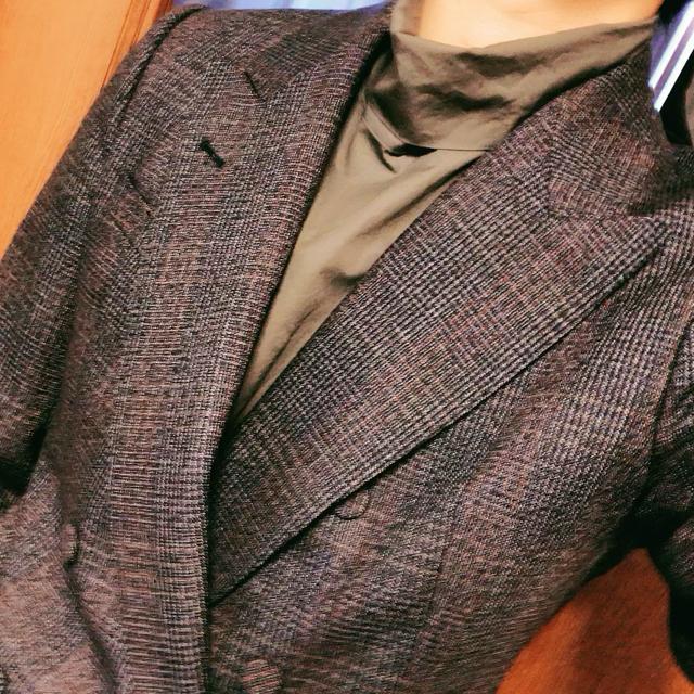 DRIES VAN NOTEN(ドリスヴァンノッテン)のドリスヴァンノッテン dries van noten 16AW ジャケット メンズのジャケット/アウター(テーラードジャケット)の商品写真