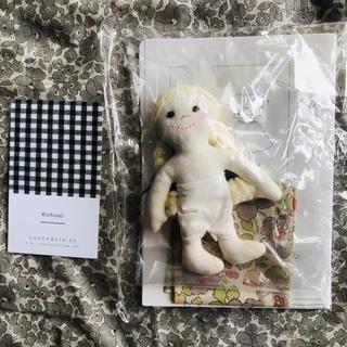 ミナペルホネン(mina perhonen)のcheck&stripe(ぬいぐるみ)