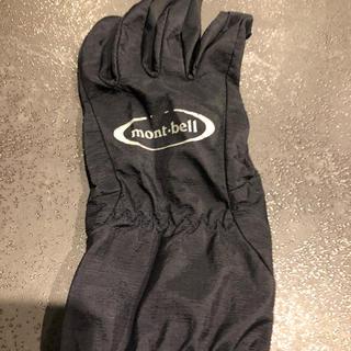 モンベル(mont bell)のmont-bell手袋(手袋)
