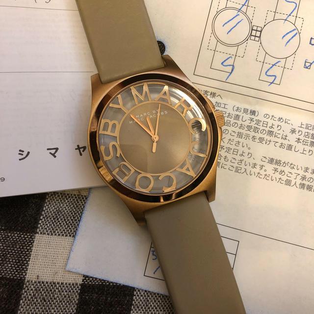 オリス 時計 偽物アマゾン | MARC BY MARC JACOBS -  専用   マークジェイコブス 時計の通販
