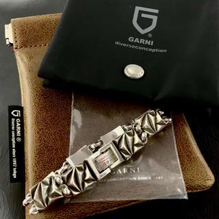 ガルニ(GARNI)の定価12万↑↑★Garni【ガルニ】初期モデル ブレスレット(ブレスレット)