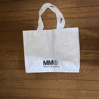 マルタンマルジェラ(Maison Martin Margiela)のMaison Margiela MM6 トートショッパー(ショップ袋)