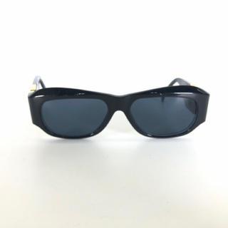 ジャンニヴェルサーチ(Gianni Versace)のジャンニ ヴェルサーチ サングラス T75 ブラック(サングラス/メガネ)