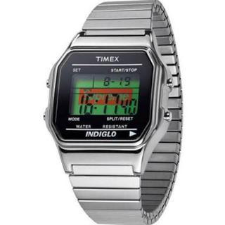 シュプリーム(Supreme)のTAKEくん様専用Supreme TimexDigita WatchSilver(腕時計(デジタル))