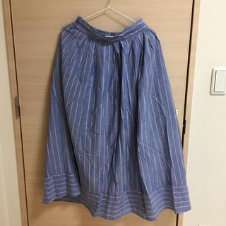 イッカ(ikka)のikka スカート 春から夏用(ロングスカート)