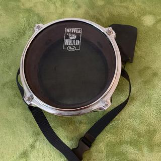 パール(pearl)のPearl MUFFLE HEAD 練習用ドラムパッド 消音 (スネア)