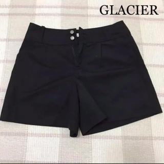 GLACIER 黒色 パンツ Lサイズ ハニーズ