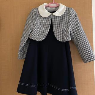 エル(ELLE)の卒園式 入学式 女の子 115(ドレス/フォーマル)