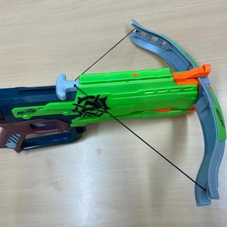 nerf zombie strike crossfire bow(その他)