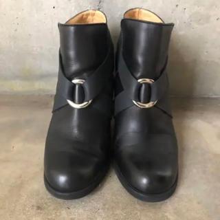 エムエムシックス(MM6)のMM6 Maison Margiela   ショートブーツ 37.5(ブーツ)