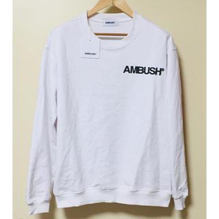アンブッシュ(AMBUSH)の新品 AMBUSH スウェットトレーナー(スウェット)