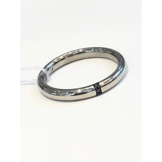 ポンテヴェキオ(PonteVecchio)の⭐️美品⭐️ポンテヴェキオ❤️K18WG/ブラックダイヤ リング(リング(指輪))
