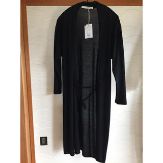 エヴァムエヴァ(evam eva)の《専用、お取り置き商品です》silk cashmere robe(カーディガン)