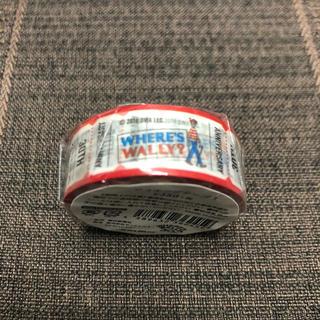 ウォーリーを探せ展限定 30周年 マスキングテープ