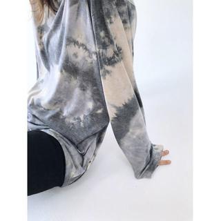 トゥデイフル(TODAYFUL)のnugu avengers marble T(Tシャツ/カットソー(七分/長袖))