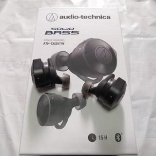 audio-technica - オーディオテクニカ ATH-CKS5TW ワイヤレスイヤホン