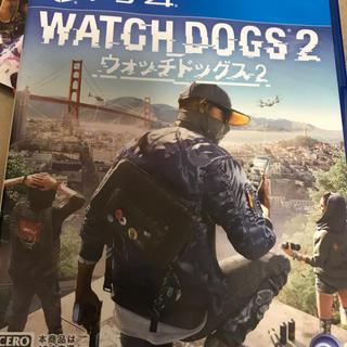 プレイステーション4(PlayStation4)のウォッチドッグス2(家庭用ゲームソフト)