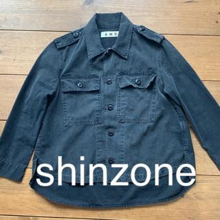 シンゾーン(Shinzone)のmamemi様専用 shinzone  シンゾーン ミリタリージャケット (ミリタリージャケット)