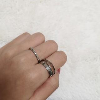 オシャレリング5つセット(リング(指輪))