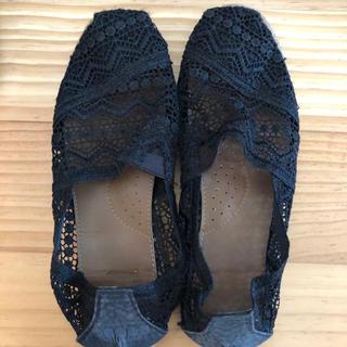ジーユー(GU)のぺたんこ靴(スリッポン/モカシン)