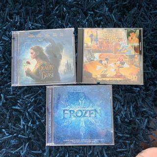 ディズニー(Disney)のディズニー CD  Disney Music 3枚セット(アニメ)