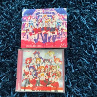 Best Album Best Live! Collection μ's 二枚(アニメ)