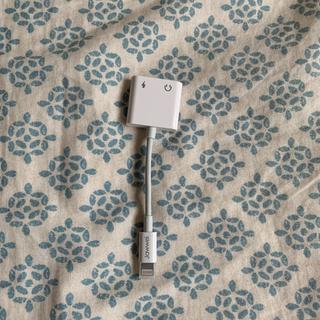 アイフォーン(iPhone)のiPhone 変換アダプター(変圧器/アダプター)