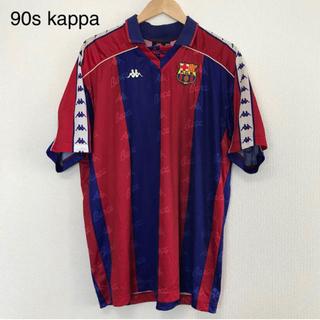 カッパ(Kappa)のFCバルセロナ ユニホーム(ウェア)
