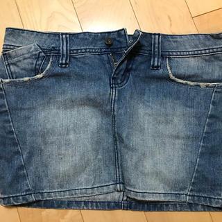 ダナキャランニューヨーク(DKNY)のDKNYスカート(ミニスカート)