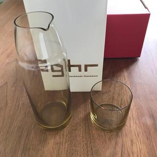 スガハラ(Sghr)のSghr  ナイトカラフェ(グラス/カップ)