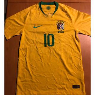 ナイキ(NIKE)のネイマール ブラジル10番 ナイキ 正規品ユニフォーム(スポーツ選手)
