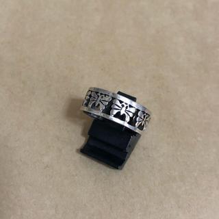 シルバー925 蝶々 リング 18号 未使用(リング(指輪))