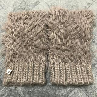 コーエン(coen)の☆coen☆シャギーフィンガーレスグローブ(手袋)