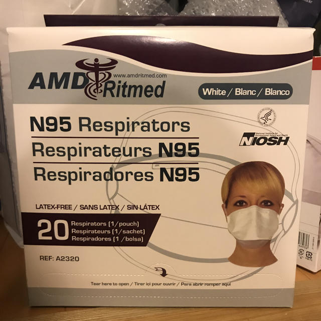 マスク張り工法 動画 - N95マスク 1枚216円の通販 by s's shop