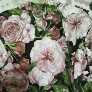 ドルチェアンドガッバーナ(DOLCE&GABBANA)のドルチェアンドガッバーナドルガバの薔薇ピンクの親子コーデワンピースセットキッズ(ワンピース)