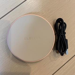 エレコム(ELECOM)のELECOM  置くだけ充電(バッテリー/充電器)