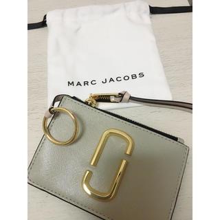 マークジェイコブス(MARC JACOBS)のMARC JACOBS 新品 パスケース(パスケース/IDカードホルダー)