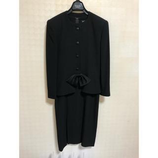 ジバンシィ(GIVENCHY)のジバンシイ 喪服 ベルト付き(礼服/喪服)