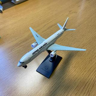 ジャル(ニホンコウクウ)(JAL(日本航空))のJAL B777 1/500模型(模型/プラモデル)