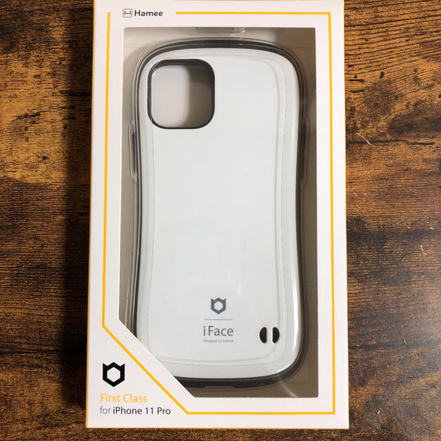 iPhoneケース IFACE iPhone11proの通販 by ぜろ's shop|ラクマ