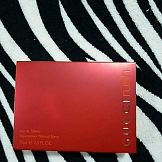 9fe00c1b5387 Gucci - GUCCI rush 75mlの通販 by 夢姫愛's shop グッチならラクマ