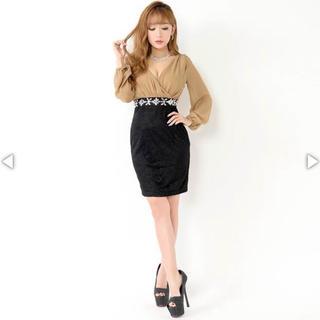 デイジーストア(dazzy store)の新品 👗 ドレス ①(ミニドレス)